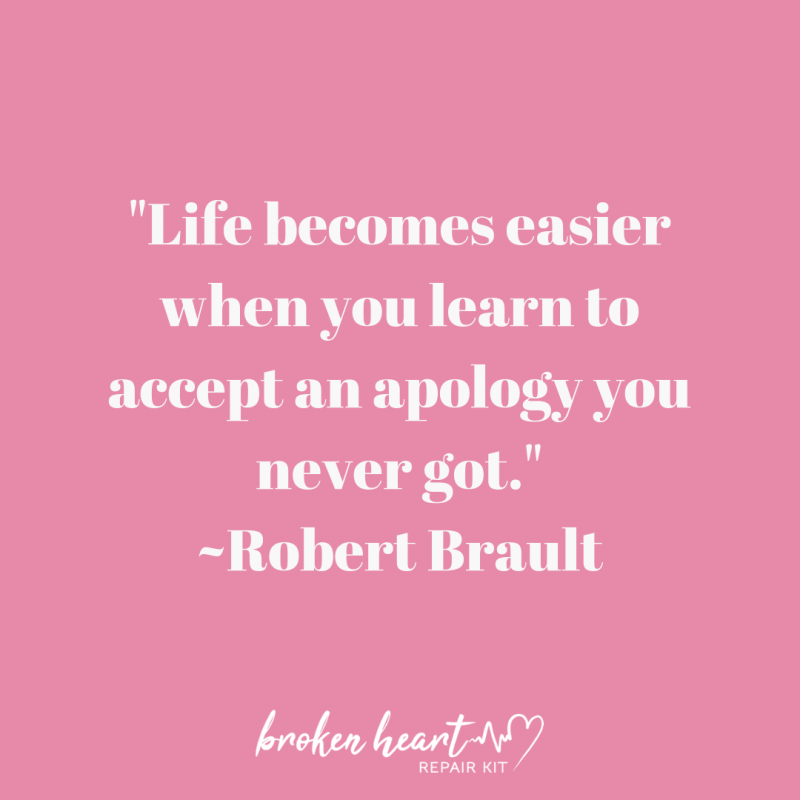 Break-up quotes